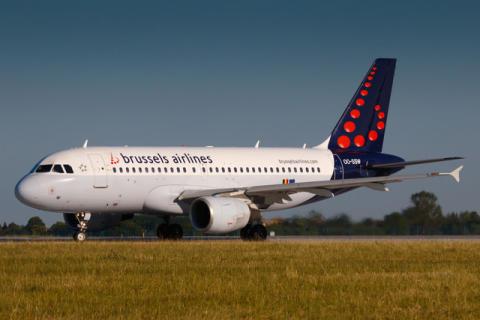 Brussels Air ramt af flyaflysninger