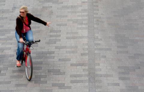 Cykelpendlare