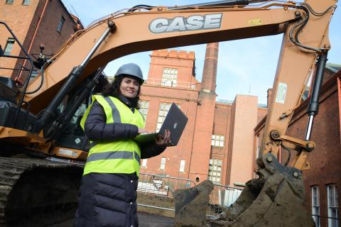Mathematical model could revolutionise construction site productivity