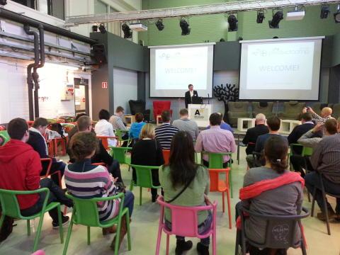 Product camp in Helsinki