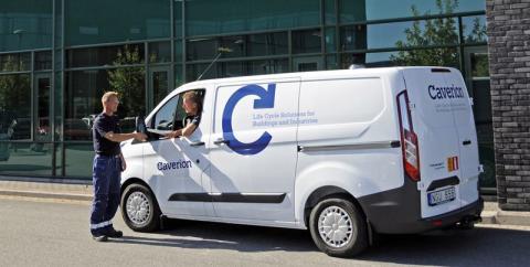 Caverion och SL har tecknat avtal värt 324 miljoner SEK