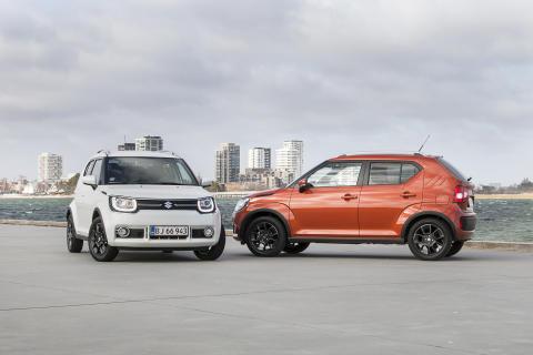 Danmarkspremiere på ny Suzuki Ignis – en lille og rå SUV i et helt nyt format