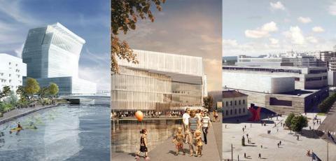 Deichman, Munchmuseet og Nasjonalmuseet satser sammen på grønn IKT – og utfordrer bransjen