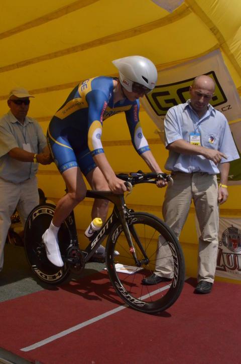 Pontus Kastemyr åtta på Europa Mästerskapen