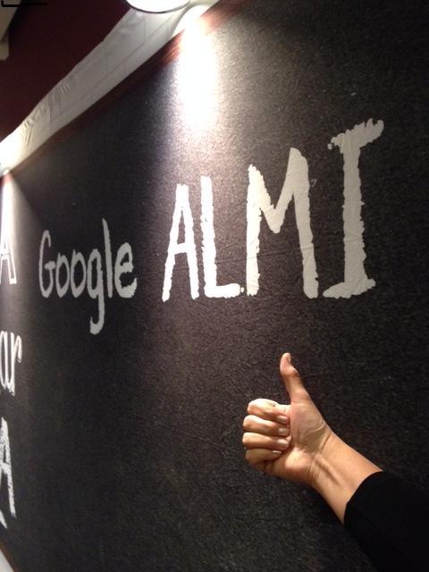 Almi och Google