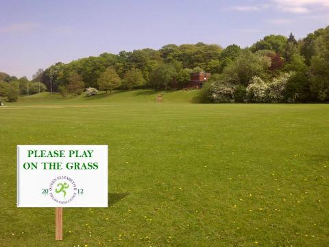 Holders Lane Playing Fields Protected for Community Use with 'Fields in Trust!'