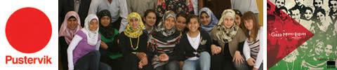 Gazamonologerna - en internationell manifestation från unga på Gazaremsan