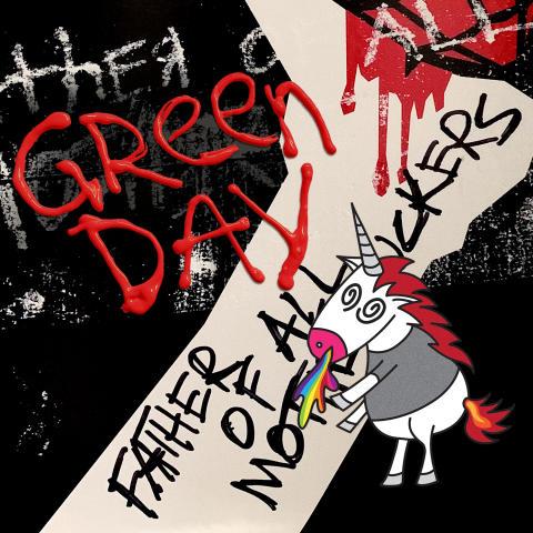 Green Day slipper ny singel