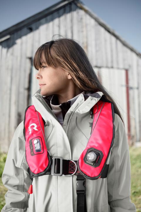 Regatta Northsafe - Pink Survival miljöbild