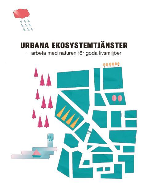 Ny bok: Urbana ekosystemtjänster – arbeta med naturen för goda livsmiljöer