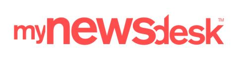 Logotype Mynewsdesk 2016