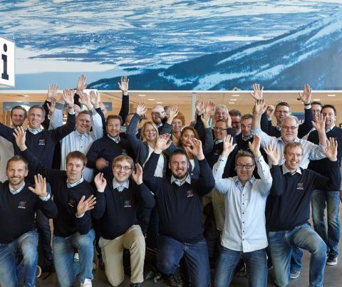 Arctic Group utsågs till årets bästa IT-organtisation