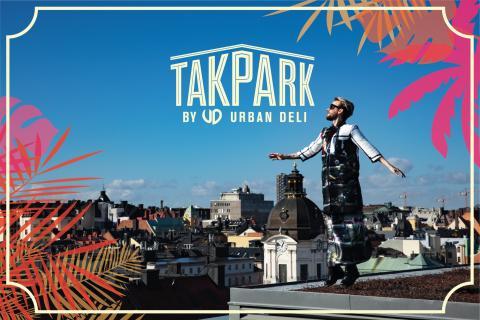 Fredrik Robertsson ny nöjesansvarig på Takpark by Urban Deli