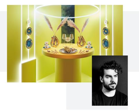 Porcelain meets Fashion - Preview of Rosenthal Novelties 2020