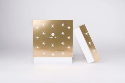 GLOSSYBOX - Limited Edition Julbox/Star Box - December 2016