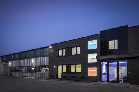 WALTHER Firmensitz