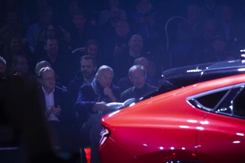 Mustang Mach-E Oslo 2019
