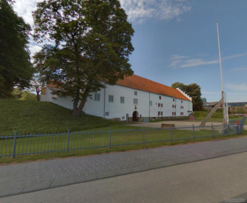 Aalborghus Slot - gadefoto