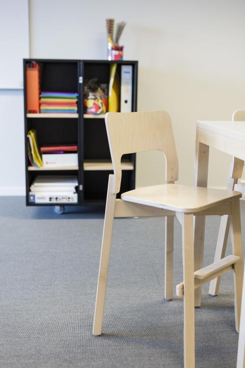 Ljungviksskolan i Gråbo - I samarbete med Input interiör