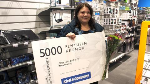 Kjell & Company har värvat en miljon medlemmar på mindre än ett år