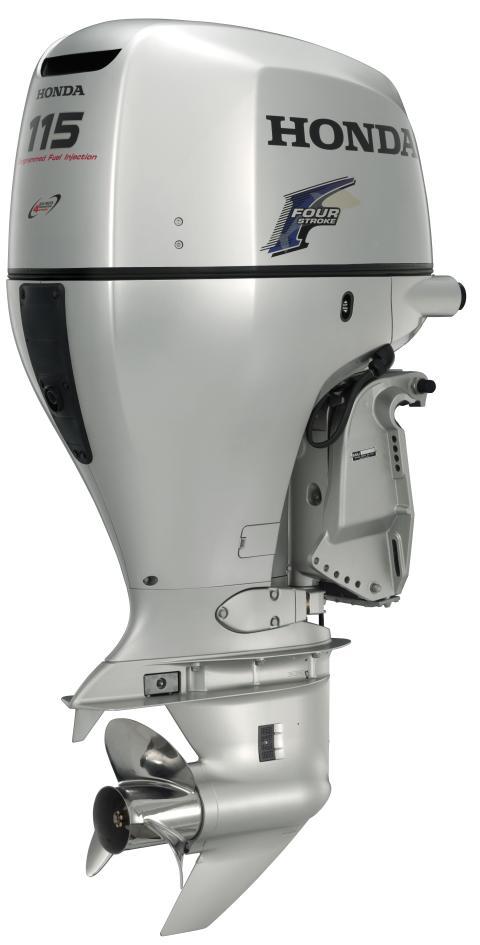 Honda 4-takts utombordsmotor BF115