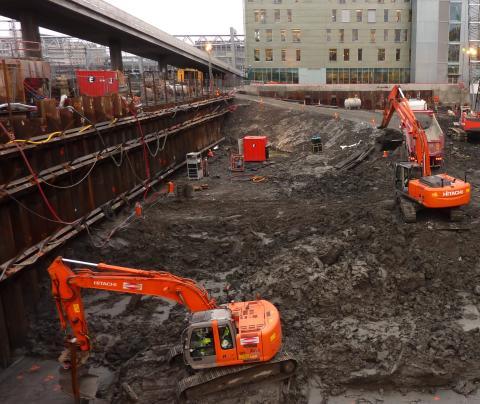 Arbeidet med byggegropveiledning er i gjenge