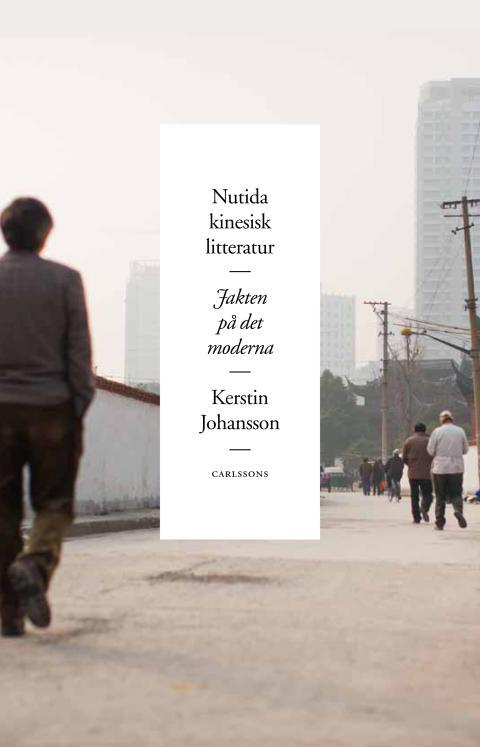 Ny bok: Nutida kinesisk litteratur