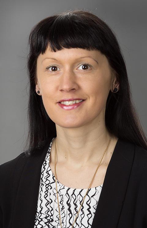 Ida Lindh, näringslivsutvecklare