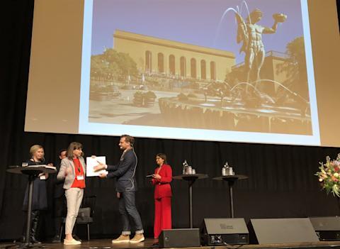Göteborgs konstmuseum är Årets museum 2018!