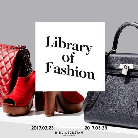 Ge dina garderobsklassiker ett nytt liv i Bibliotekstans Library of Fashion