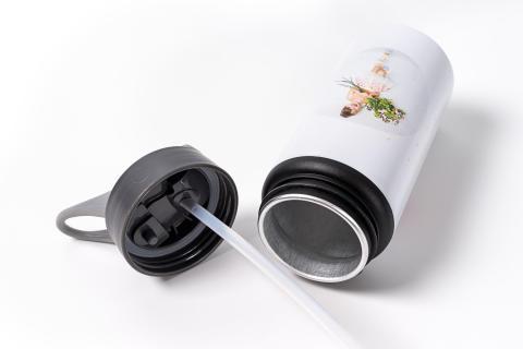 Sugrör för droppfritt drickande