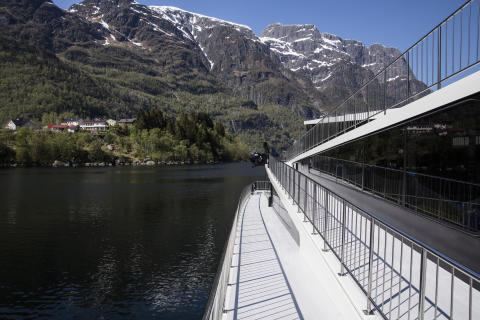 The Fjords names revolutionary vessel set to transform nature tourism in Norway