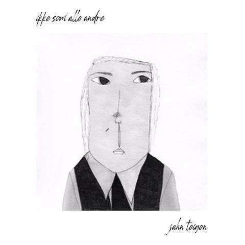 Jahn Teigen - Ikke som alle andre (artwork)