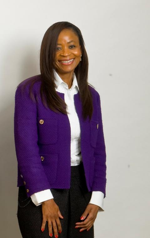 Dr Penny Tlhabi, Head of People and Sustainiblity, Discovery