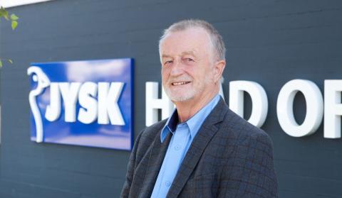 Lars Larsen, fondatorul JYSK