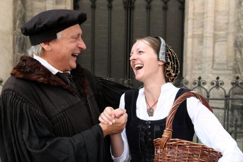 Med 95 teser började reformationen för snart 500 år sedan