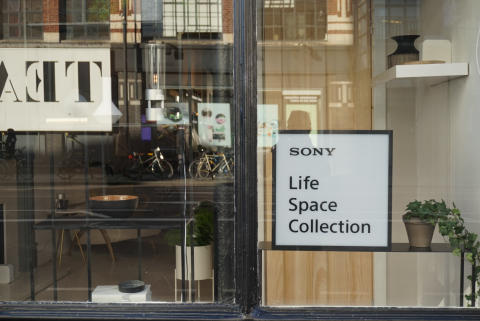 Sony Life Space UX opens exclusive pop-up space in Shoreditch