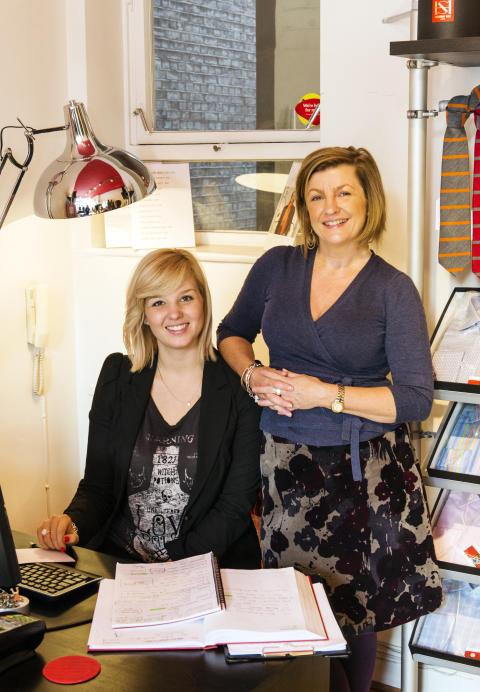 Susannah Hall Tailors, 110 Clerkenwell Road