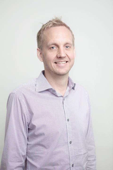David Fältén, praktikantsamordnare We Effect