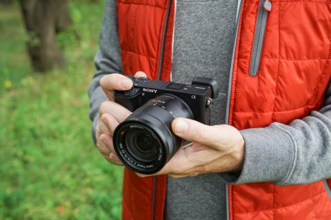 Камера a6300 с самой быстрой в мире автофокусировкой