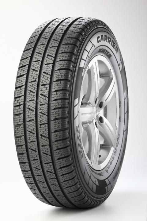 Pirelli Carrier Winter – nytt transportdäck ökar säkerhet, livslängd och prestanda