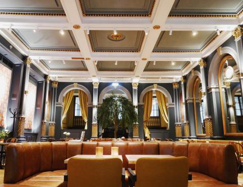 At Mollberg, en internationell restaurang och bar med lokal touch slår upp portarna i Helsingborg