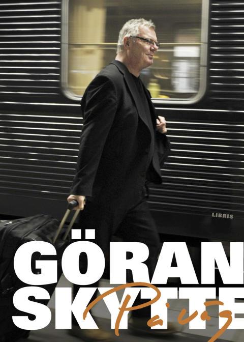 Göran Skytte håller sitt 200:e föredrag
