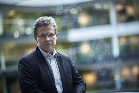 Adm. direktør i Arla, Peder Tuborgh
