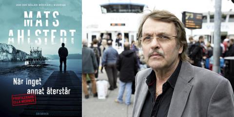 Mats Ahlstedt aktuell med ny serie på nytt förlag!