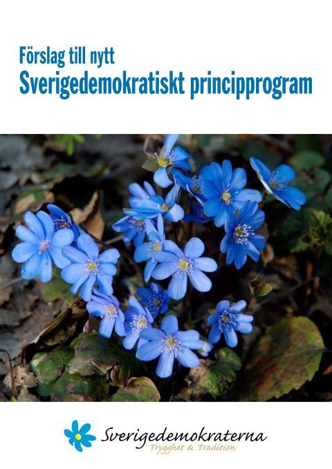 Slutgiltigt förslag till nytt principprogram inför Landsdagarna 2011