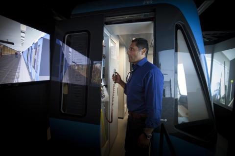 C20-simulatorn möjliggör träning på alla moment