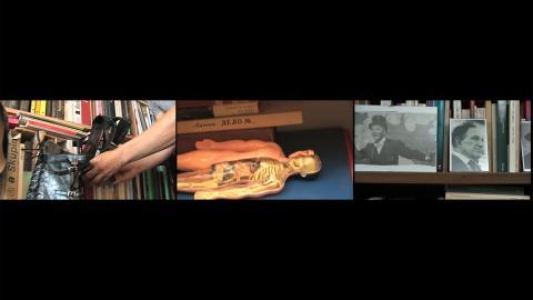 Transsexualitet och sovjetiska irrfärder- Anna Daučíkovás verk visas på Tensta konsthall