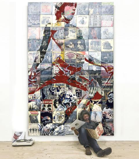 Wetterling Gallery presenterar stolt en ny utställning med de amerikanska tvillingbröderna Doug and Mike Starn