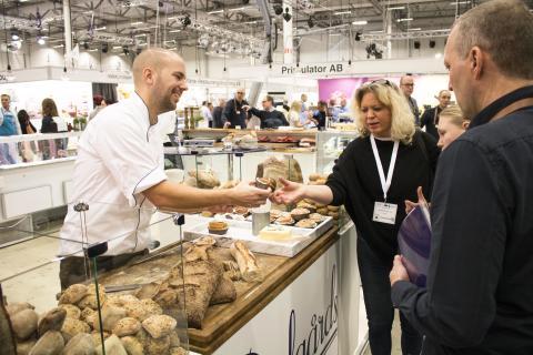 Festen fortsätter för matmässorna i Göteborg